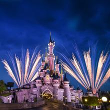 Histoire : Disneyland Paris