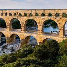 Histoire : Le Pont du Gard