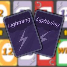 Jeu : Lightning Cards