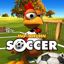 Jeu : Moorhuhn Football