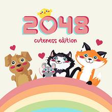 Jeu : 2048 Cuteness Edition