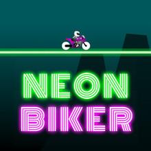 Jeu : Neon Biker