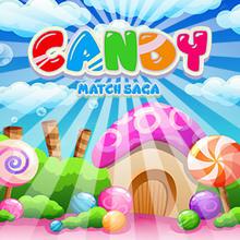 Jeu : Candy Match Saga