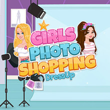 Jeu : Girls Photoshopping Dressup