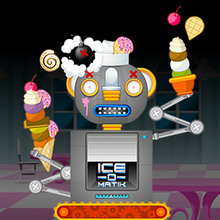 Jeu : Ice O Matic