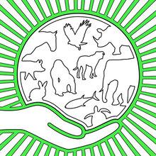 Coloriage : Journée mondiale des animaux