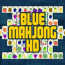 Jeu : Blue Mahjong HD