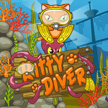 Jeu : Kitty Diver