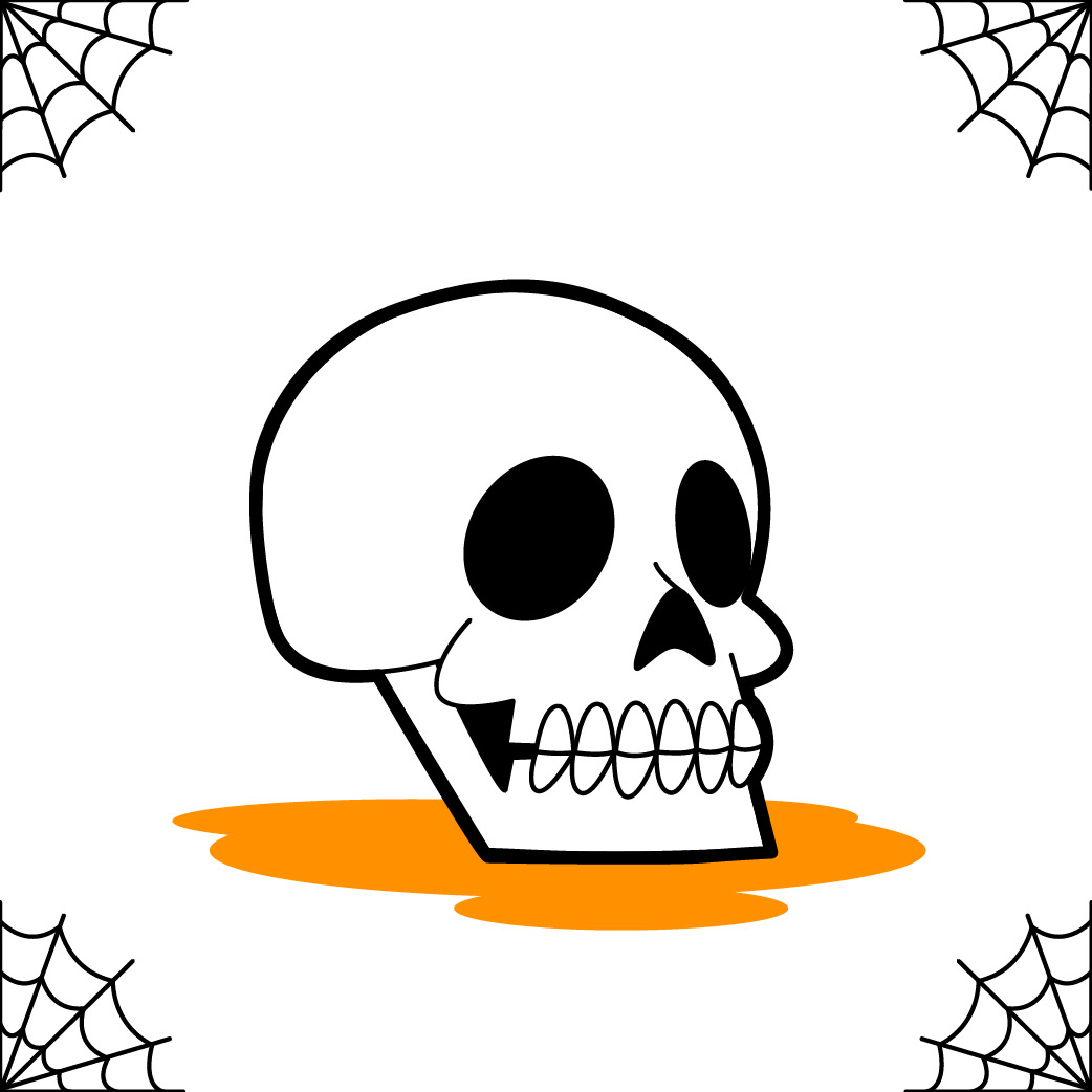 Squelette Dessin Halloween.Dessiner Des Personnages D Halloween 12 Leçons De Dessin Pour