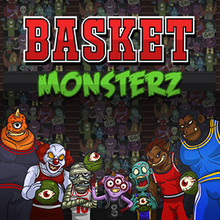 Jeu : Basket Monsterz