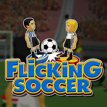 Jeu : Flicking Soccer
