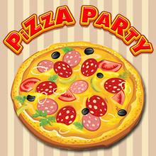 Jeu : Pizza Party