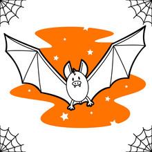 Tuto de dessin : La chauve-souris