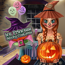Jeu : Ice Princess Halloween Costumes