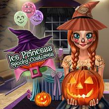 Jeu : Ice Princess Halloween Costumes