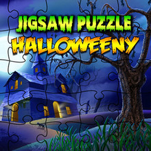 Jeu : Jigsaw Puzzle: Halloweeny