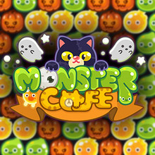 Jeu : Monster Cafe