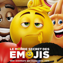 Coloriage LE MONDE SECRET DES EMOJIS