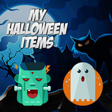 Jeu : My Halloween Items