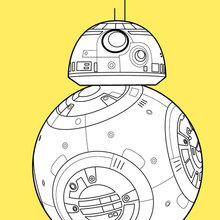 BB8, le droïde de Star Wars 7