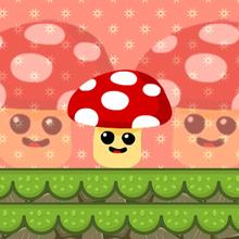 Jeu : Mushroom Fall