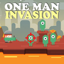 Jeu : One Man Invasion