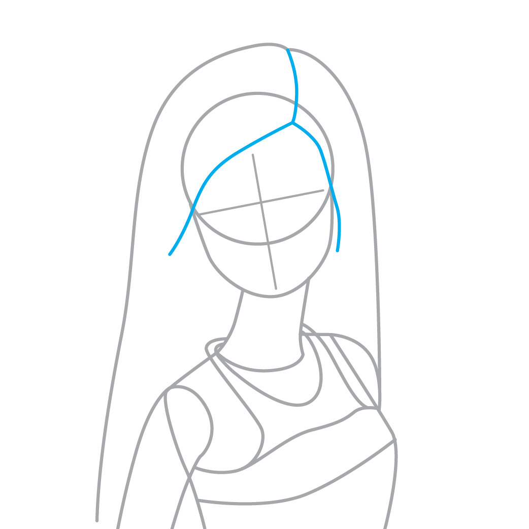 Tuto de dessin : Barbie
