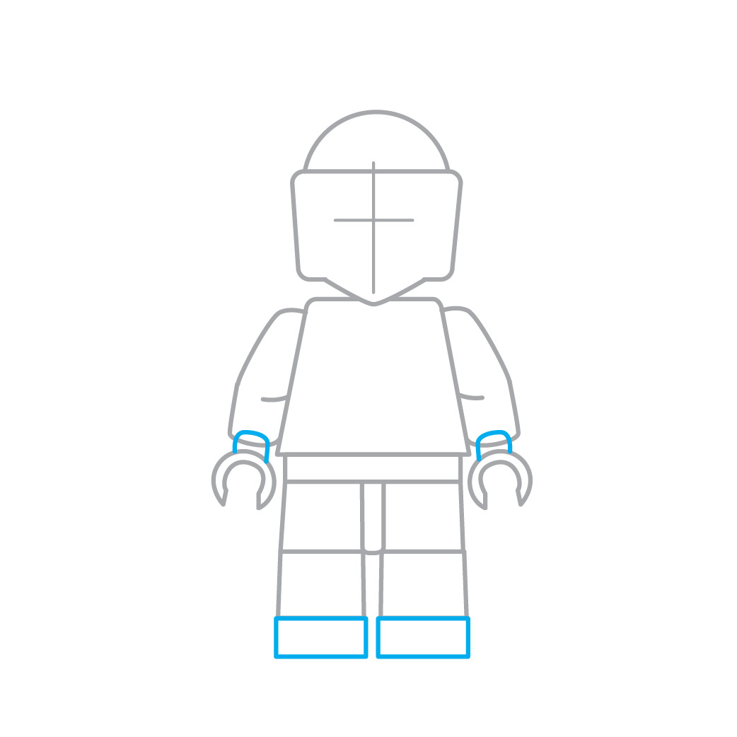 Tuto de dessin : Le Lego Ninja de Ninjago