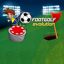 Jeu : Footgolf Evolution
