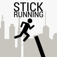 Jeu : Stick Running