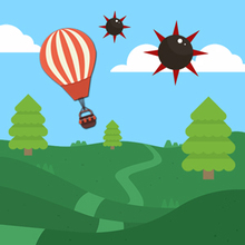 Jeu : Balloon Crazy Adventure