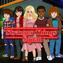 Jeu : Stranger Things Squad