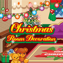 Jeu : Christmas Room Decoration