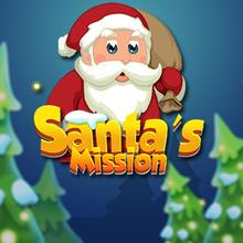 Jeu : Santa's Mission