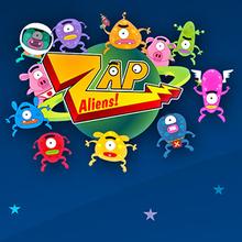 Jeu : Zap Aliens