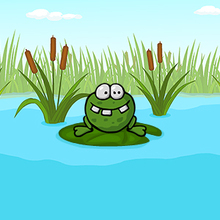 Jeu : Jojo Frog