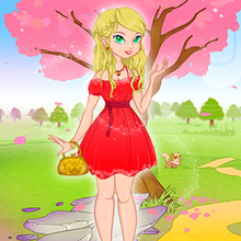 Jeu : Dress Up The Lovely Princess