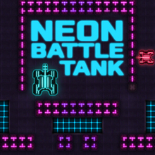 Jeu : Neon Battle Tank