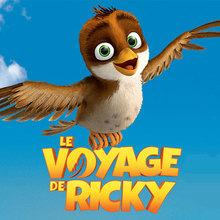 Coloriage LE VOYAGE DE RICKY