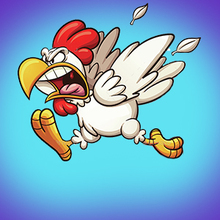 Jeu : Angry Chicken