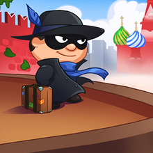Jeu : Bob The Robber 4: Russia