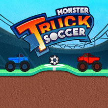 Jeu : Monster Truck Soccer 2018