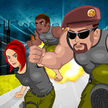 Jeu : Soldier Rush