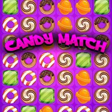 Jeu : Candy Match