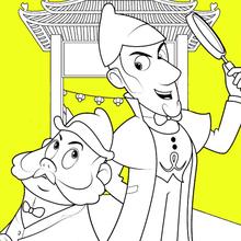 Sherlock Gnomes et Gnome Watson