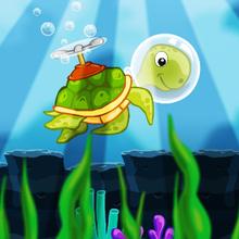 Jeu : Scuba Turtle