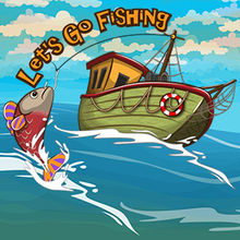 Jeu : Let's Go Fishing