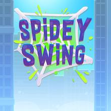 Jeu : Spidey Swing