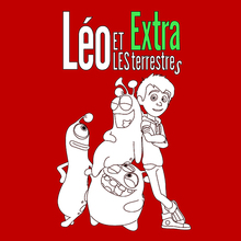 Coloriage : Léo et les extra-terrestres 4