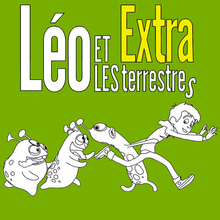 Coloriage : Léo et les extra-terrestres 1